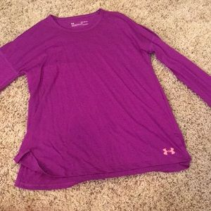 Under Armour loose long sleeve shirt
